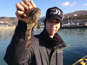 齋藤釣り画像①