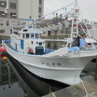 小樽沖ヒラメ釣り好釣!