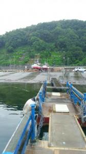 1乗船場所