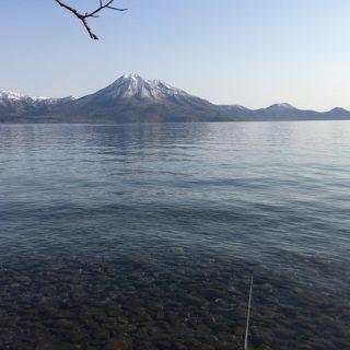 4/15 支笏湖釣行