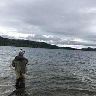6/1~6/2 夏の洞爺湖解禁2017