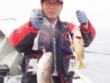 ⑥7月16日留萌釣り大会 蓮田さん