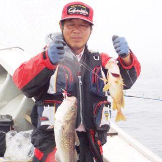 第7回船釣り部会 留萌沖三目釣り