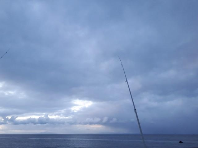 噴火湾釣り