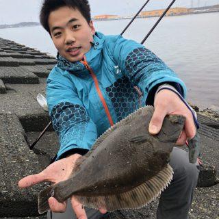 3/25 石狩投げ釣り釣行!