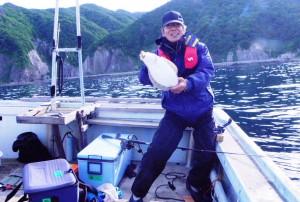 ⑥石川さんヒラメ