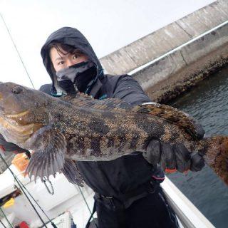 【室蘭港】12/15ボートロック