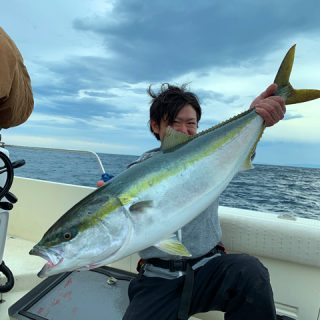 【積丹】今季初ブリジギ釣行