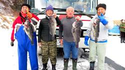 船釣り部会 2020年 第一回 日司(積丹岬)