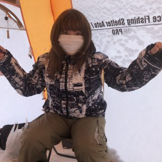 【釣行】1/19阿寒湖ワカサギ釣り★